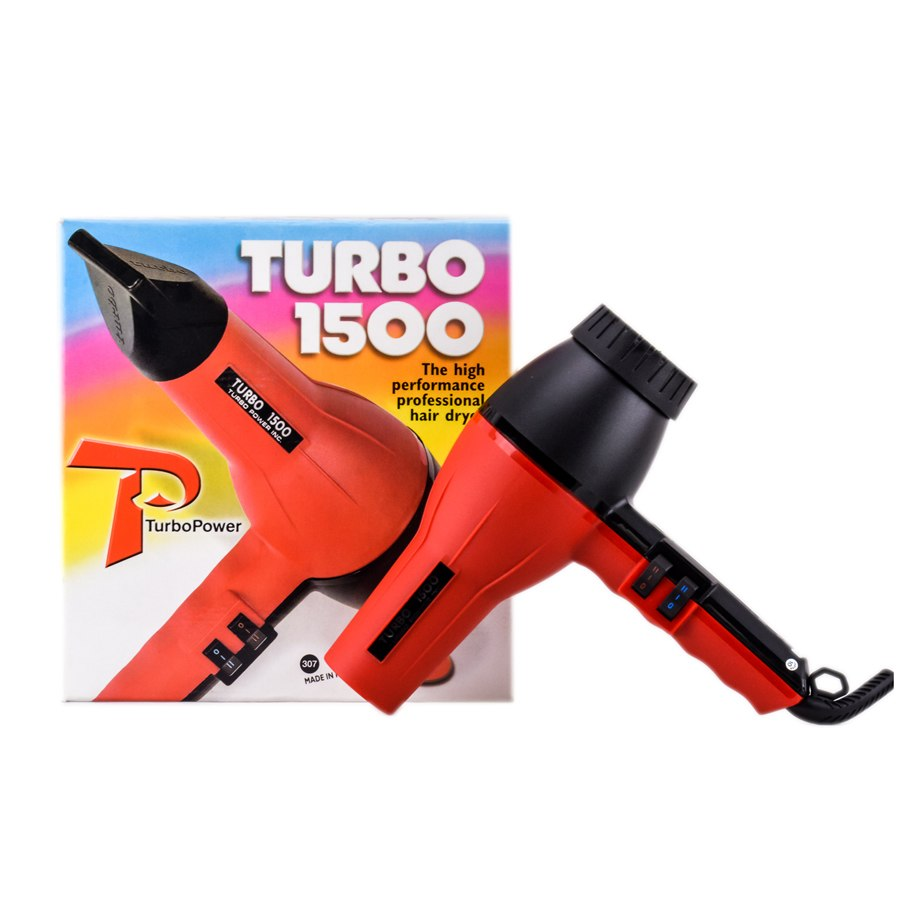 TURBO POWER TURBO - #1500 HAIRDRYER