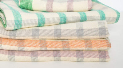 One mum's search for the perfect baby blanket