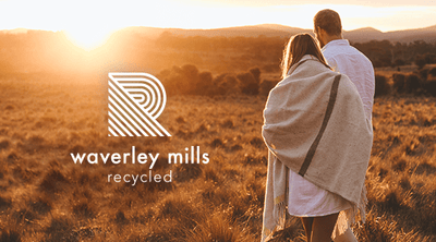 Waverley Mills officially launches Recycled Brand