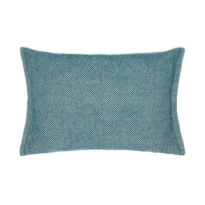 Waverley Mills 18 Micron;Other Diagonal Rectangle Cushion Green