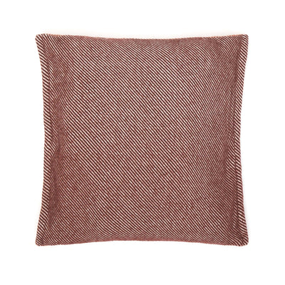 Waverley Mills 18 Micron;Other Diagonal Square Cushion Brown