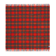 Waverley Mills 29 Micron;Throw Royal Stewart Tartan Merino Travel Rug