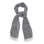Waverley Mills Recycled;Scarf Recycled Hinsby Open Weave MP Wool Shawl Grey