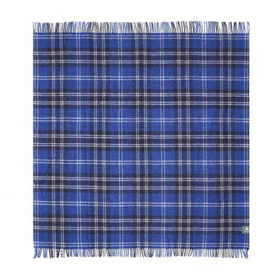 Waverley Mills Recycled;Throw Recycled Travel-Picnic Rug The Blues