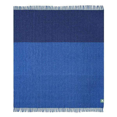 Waverley Mills Recycled;Throw Tonal Recycled Throw - Navy