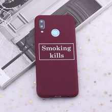 Load image into Gallery viewer, SMOKING KILLS