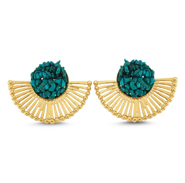 LILI WING TURQUOISE