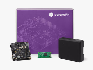 balenaFin V1.0 - Developer Kit