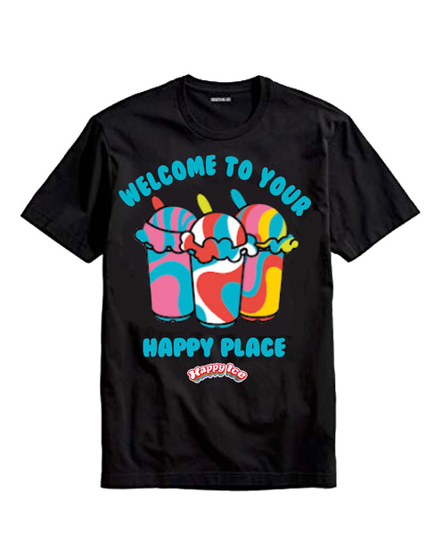 Happy Ice OG T-shirt - Black