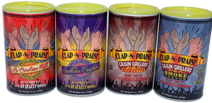 Cajun Grillers & Special Edition Shaker Pack