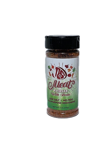 Meat Pleaser w/ Herbs Low Sodium-No MSG-All-Purpose Seasoning