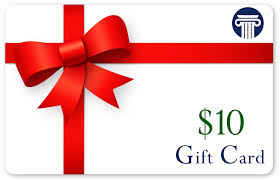 Gift Card-$10