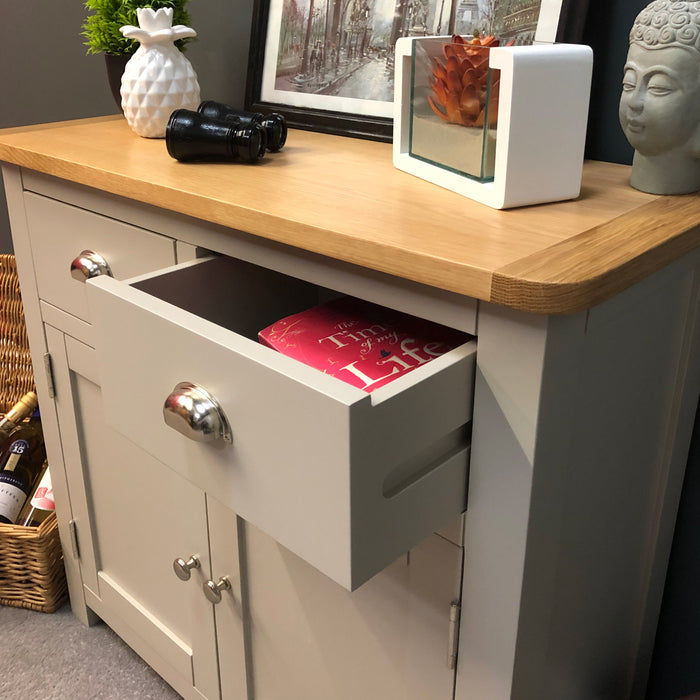 Sutton Oak Mini Sideboard