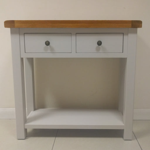 Swainswick Painted 2 Drawer Console Table / Hall table