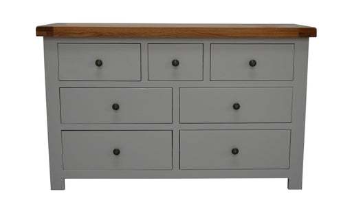 Swainswick Painted 7 Drawer Multi Chest