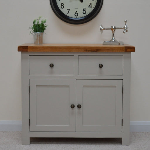 Swainswick Painted Oak Small Sideboard