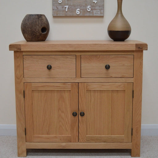 Beaufort Oak Small Sideboard