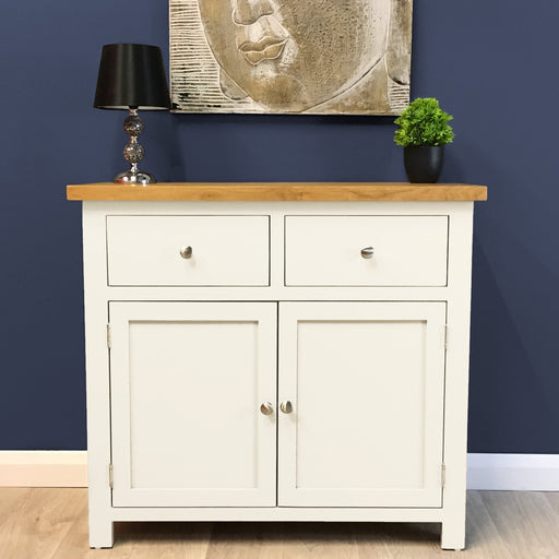 Belgravia Oak Painted Small Sideboard