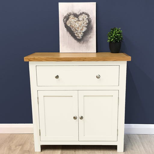 Belgravia Painted Oak Mini Sideboard