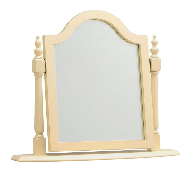 Devon Cream Painted Swing Mirror