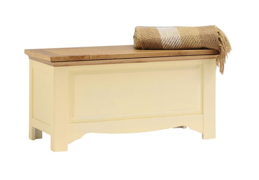 Devon Painted Blanket Box