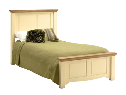 Devon Painted Oak Bedstead