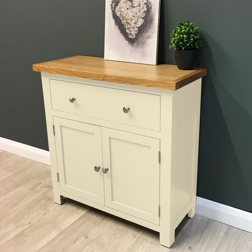 Cotswold Oak Painted Mini Sideboard