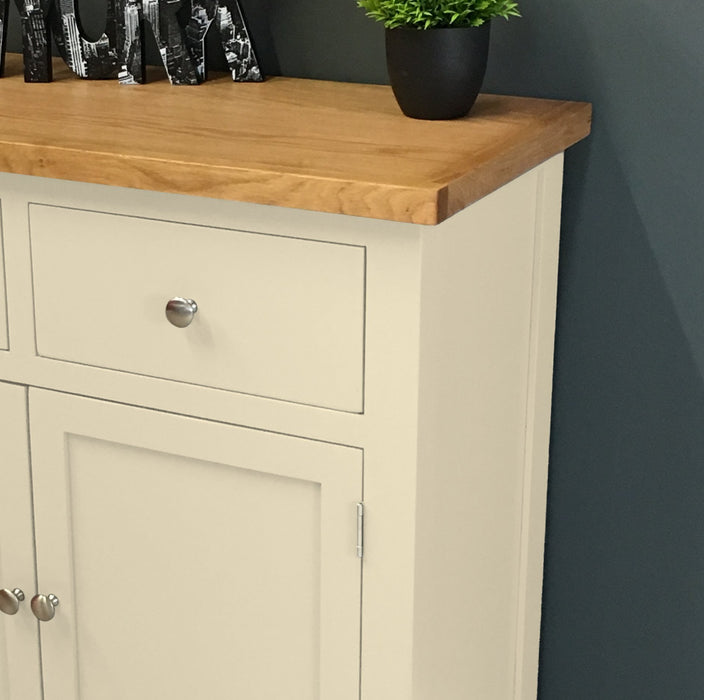 Cotswold Oak Painted Small Sideboard