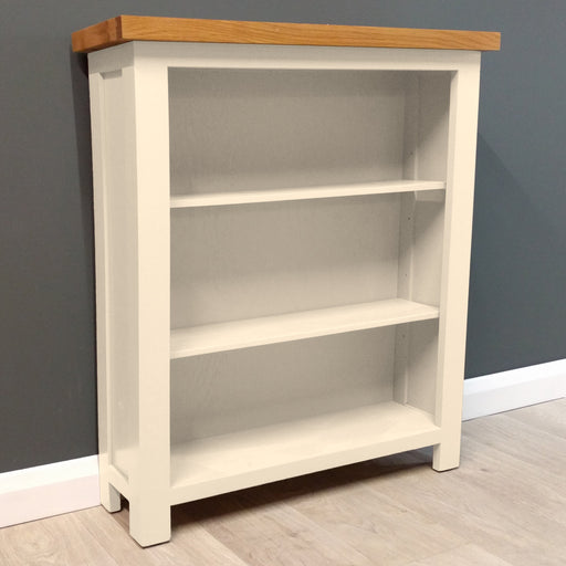 Cotswold Painted Oak Small Bookcase
