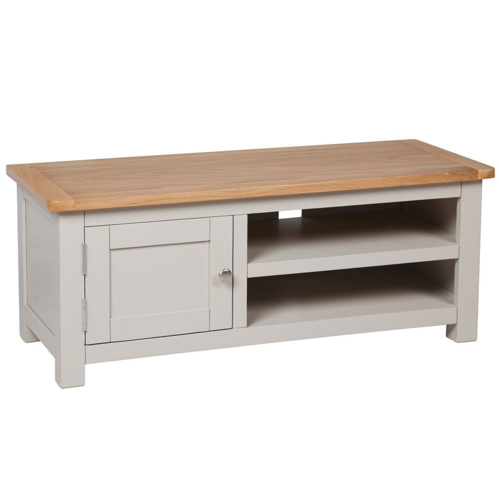Essex Oak TV Media Stand