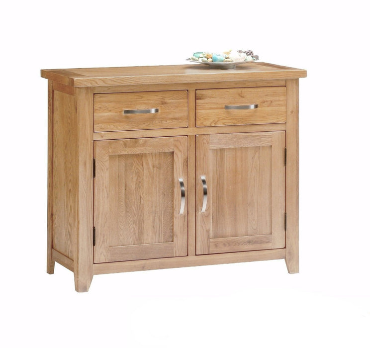 Oakland Natural Oak Small Sideboard