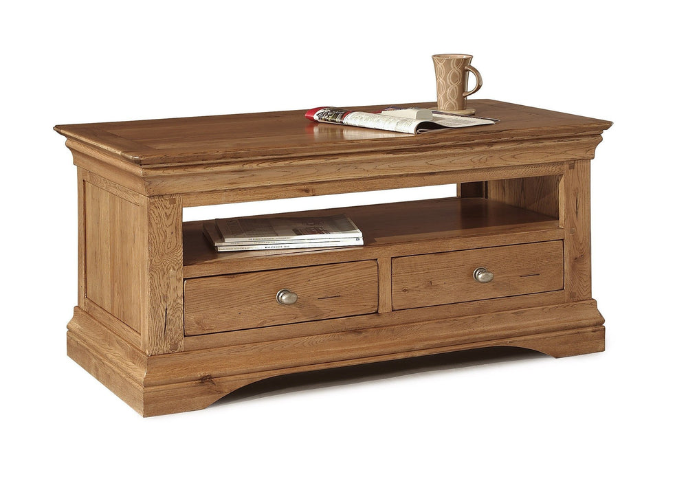 Brittany Oak Coffee Table