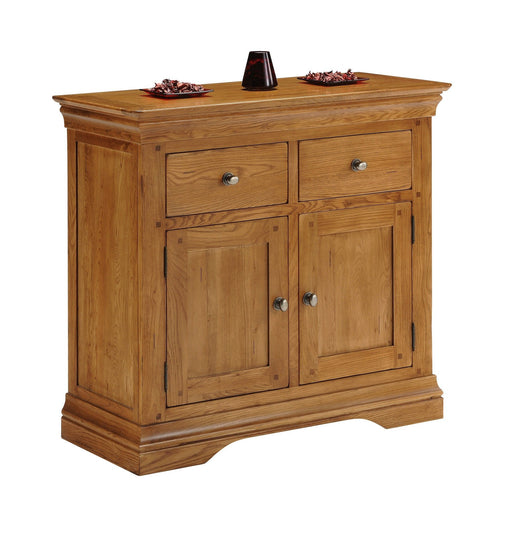 Brittany Oak Small Sideboard