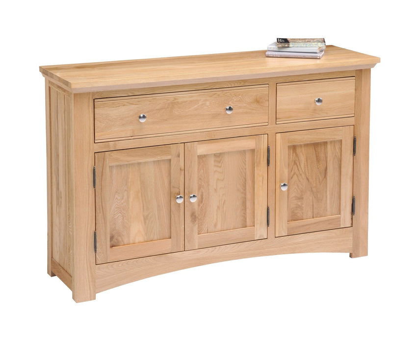 Oakmore Large Combination Sideboard