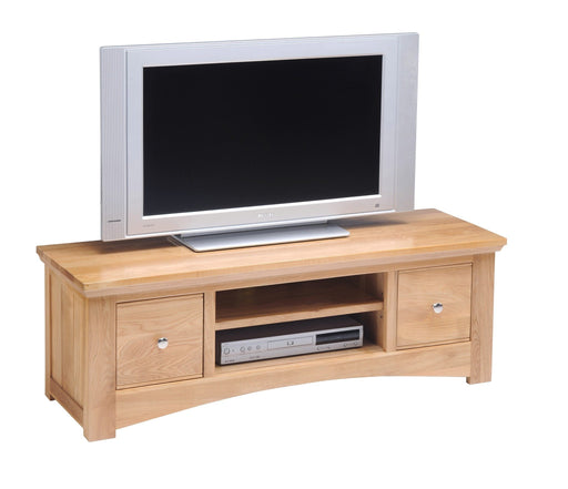 Oakmore Straight TV Stand