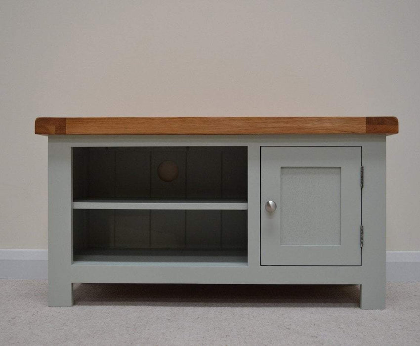 Camborne Oak TV Stand / Entertainment Unit