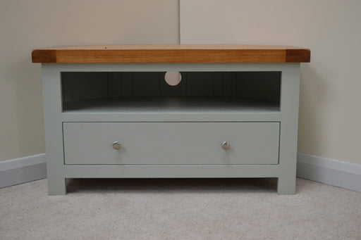 Camborne Painted Corner T.V Unit