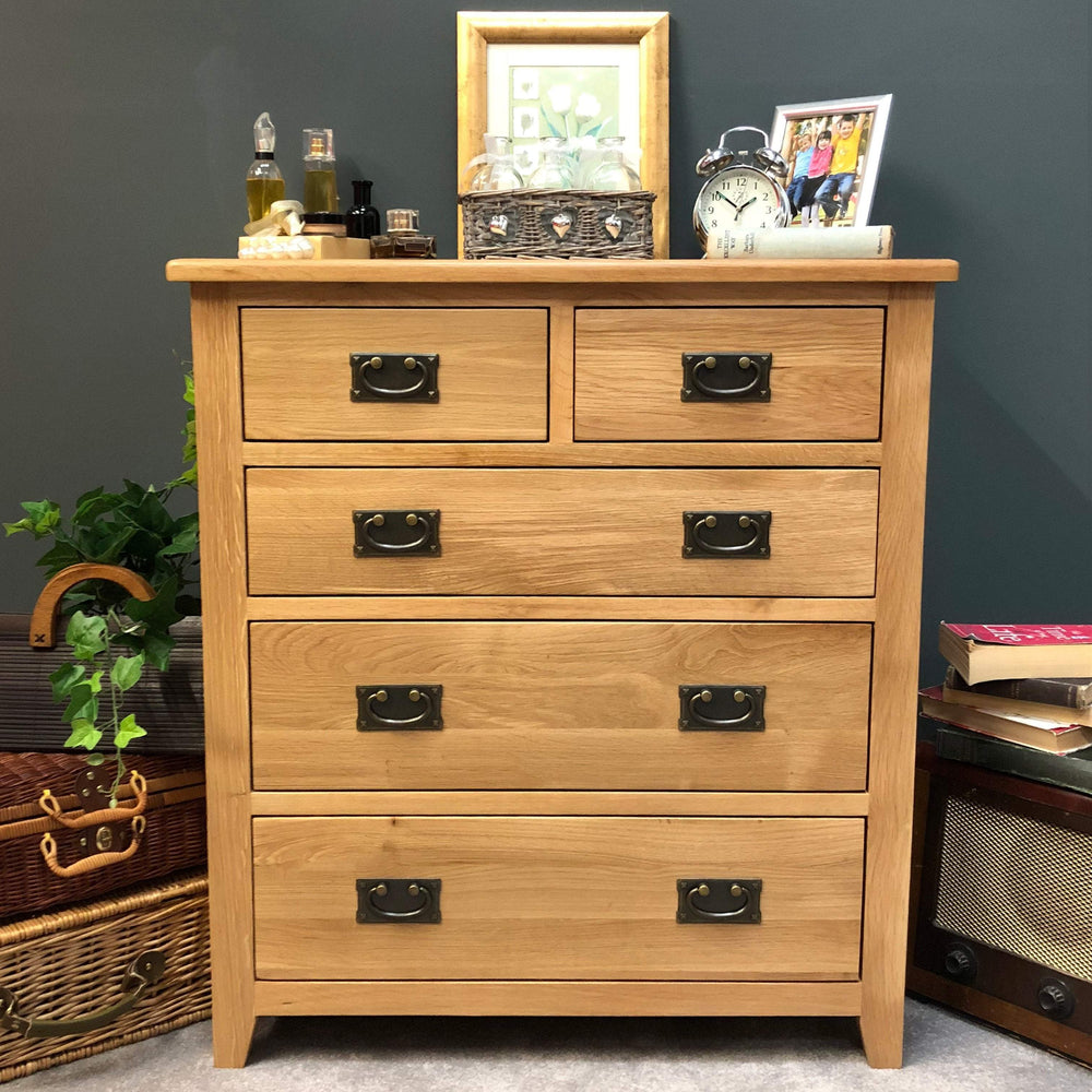 Grange 2 Over 3 Chest of Drawers