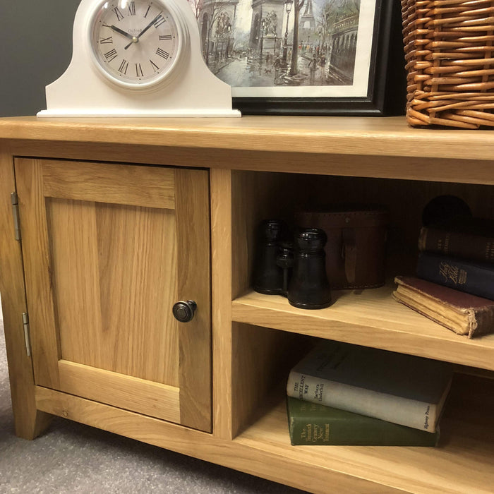Grange Oak Large TV Stand