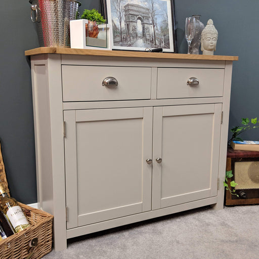 Sutton Oak Small Sideboard