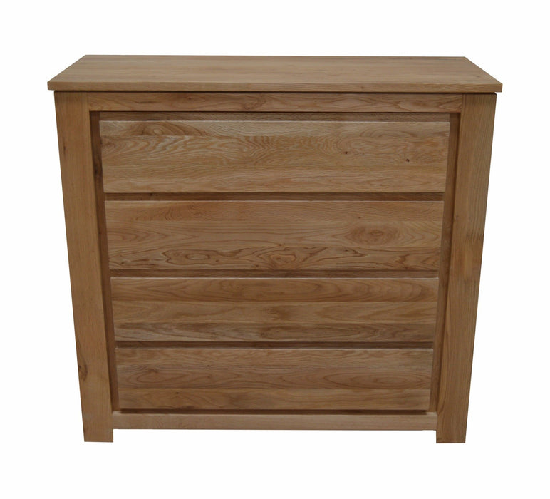 Stratton 4 Drawer Wide Chest