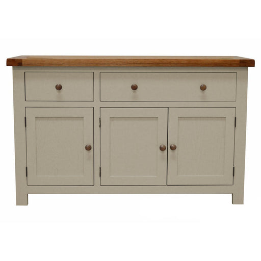 Croft Large Oak Sideboard