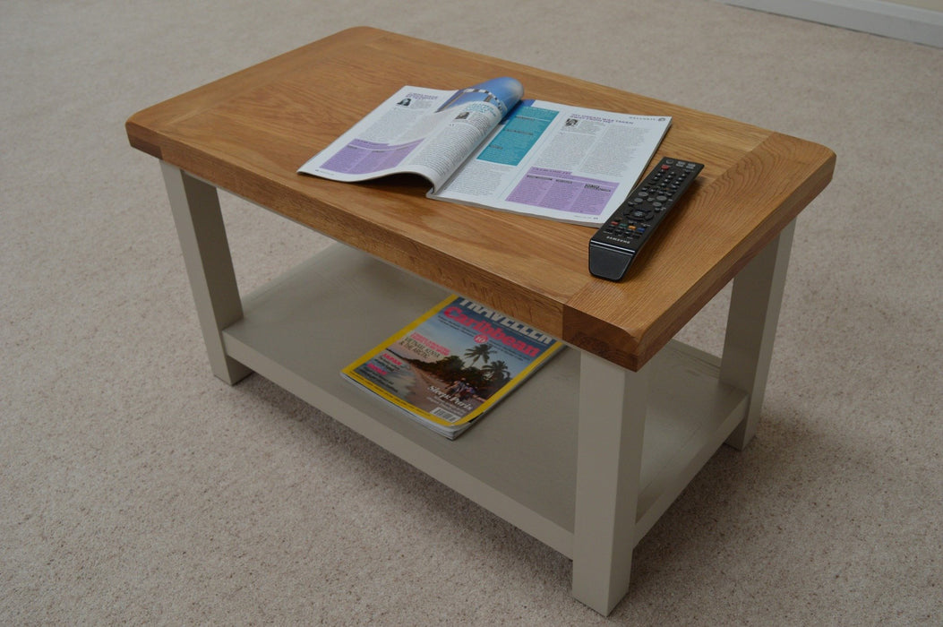 Croft Painted Coffee Table
