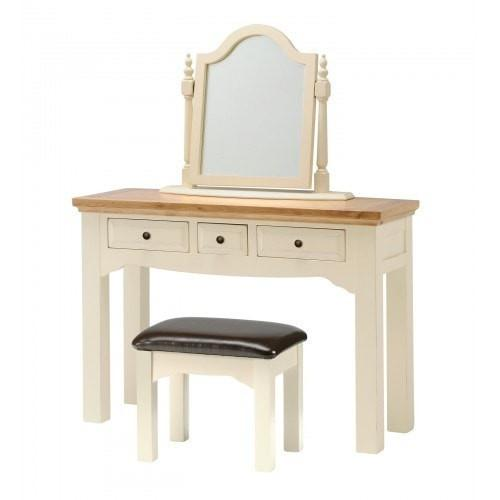Salisbury Painted Oak Dressing Table Stool