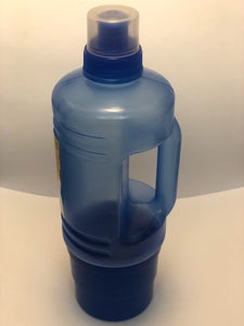 Home Smart Water Bottle with Cup 16.9oz 2CT