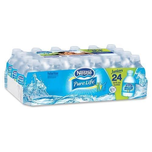 Nestle Pure Life Water 8oz 48CT