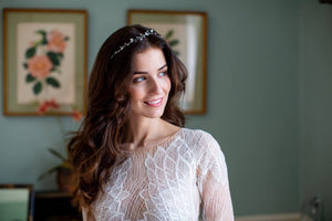 Wedding hair vine - Designed by Gemma Sutton