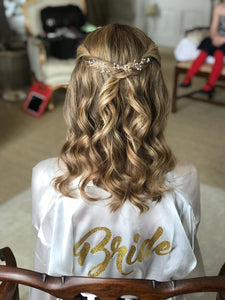 bridal hair vines - Gemma Sutton