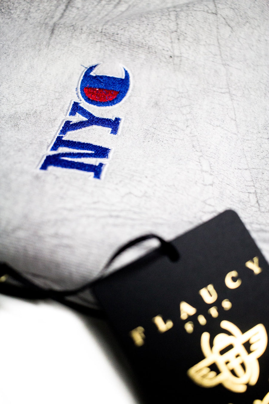 Champion x Flaucy CRACK CITY Jogger NYC
