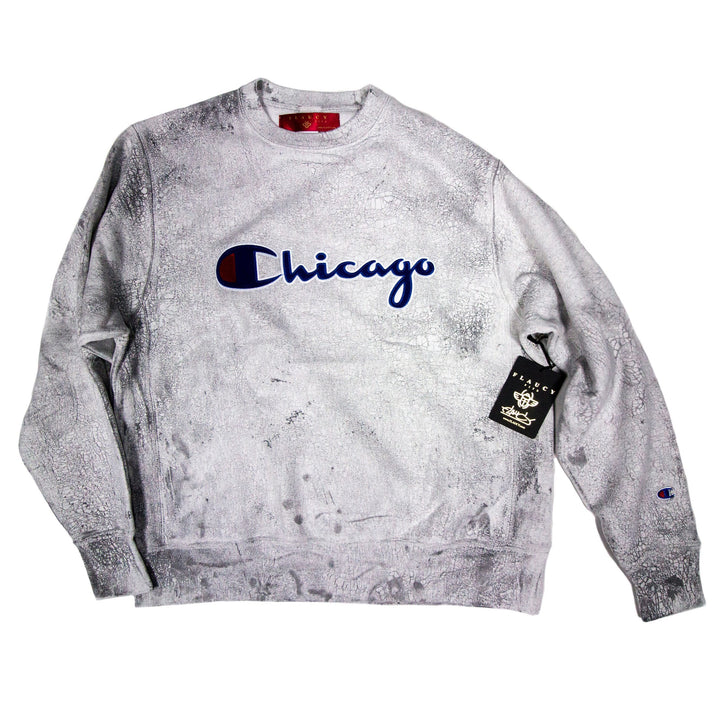Champion x Flaucy CRACK CITY Crew CHICAGO